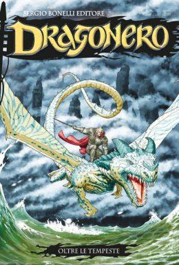 Copertina di Dragonero n.61 -Oltre le tempeste