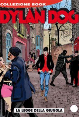 Copertina di Dylan Dog Book n.198 – La legge della giungla