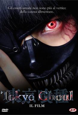 Copertina di Tokyo Ghoul – Il Film Dvd