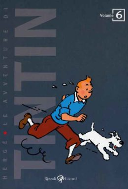 Copertina di Le Avventure Di Tintin n.6 – Nel paese dell'oro Nero