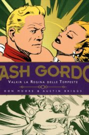 Flash Gordon n.4 – Cosmo Books 4 – Valkir la regina della Tempesta – 1944/1948