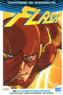 Flash n.1 – Il fulmine colpisce due volte – Rebirth Collection