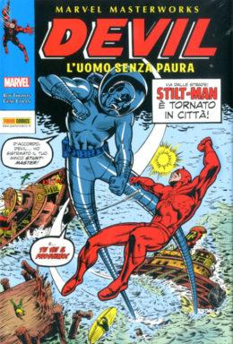 Copertina di Marvel Masterworks 77 – Devil n.6