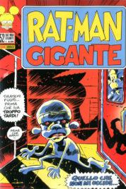 Rat-Man Gigante n.52 – Quello che non mi uccide