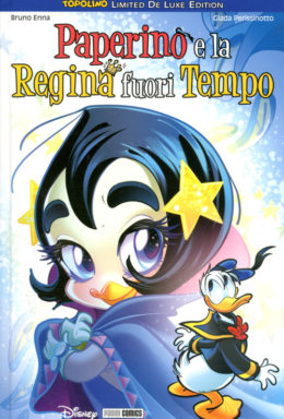 Copertina di Paperino e la Regina Fuori Tempo – Topolino Limited DELUXE EDITION n.20
