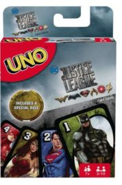 Justice League – Uno Card Game – English Versione