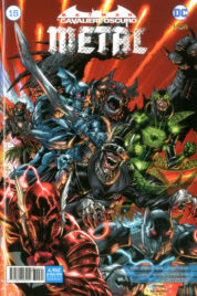 Batman Caviele Oscuro n.15 – Rinascita – Serie Regolare 69