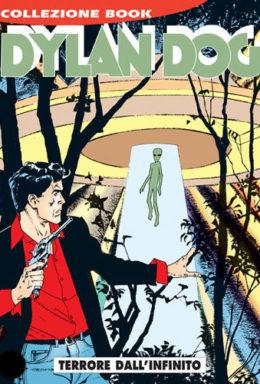 Copertina di Dylan Dog Book n.61 – Terrore dall'infinito