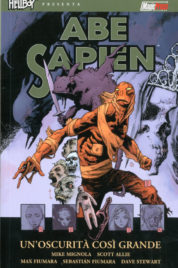 Hellboy Presenta: Abe Sapien n.6