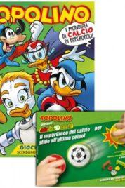 Topolino n.3264 + Air Soccer