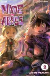 Made In Abyss n.2