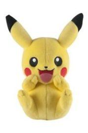 Pokemon Pikachu Laughing Plush 20cm