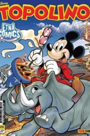 Topolino n.3262 – Variant Etna Comics