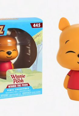 Copertina di Disney Winnie – The Pooh Pooh – FUNKO Dorbz n.445