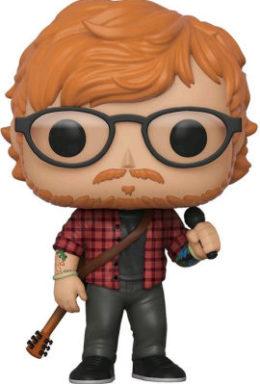 Copertina di Ed Sheeran – Funko Pop 76