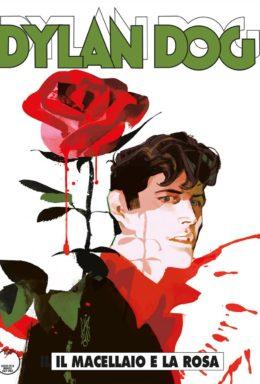 Copertina di Dylan Dog n.382 – Il macellaio e la rosa