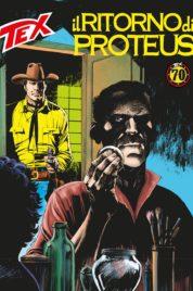 Tex n.693 – Il ritorno di Proteus