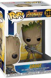 Avengers Infinity War – Groot – Funko Pop n.293