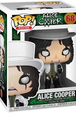 Copertina di Alice Cooper – Funko Pop 68