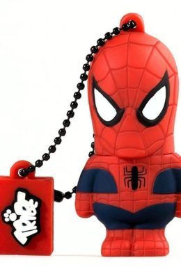 Copertina di Spider Man – Usb 16 Gb Flash Drive