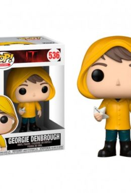 Copertina di It – Georgie With Boat – Funko Pop 536