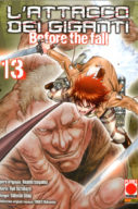 Attacco Dei Giganti Before the Fall n.13 – Manga Shock 19