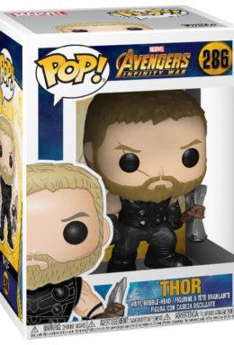 Copertina di Avengers Infinity War – Thor – Funko Pop 286
