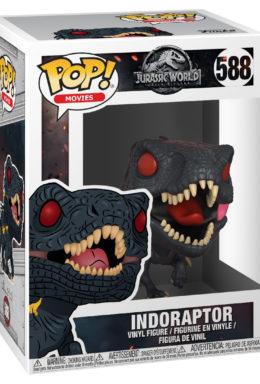 Copertina di Jurassic World 2 – Indoraptor – Funko Pop 588