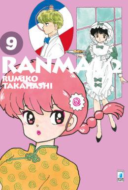 Copertina di Ranma 1/2 New Edition n.9 – Neverland 317