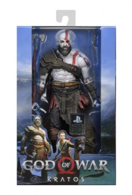 Copertina di God Of War – Kratos – 2018 Scale AF