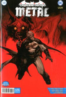 Copertina di Batman Cavaliere Oscuro n.16 – Rinascita – Serie Regolare 70