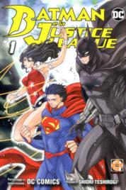 Batman & Justice League – Mirai Collection 31