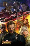 Avengers Infinity Wars – Poster Capitan America