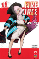 Fire Force n.8 – Manga Sun 119