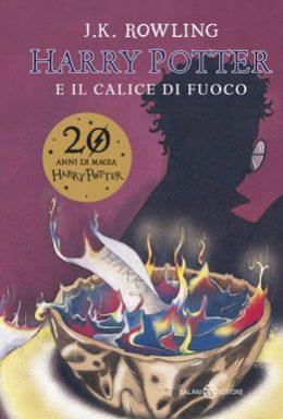 Copertina di Harry Potter E Il Calice Di Fuoco