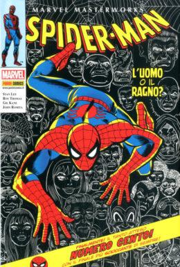 Copertina di Marvel Masterworks Spider Man n.11