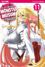Monster Musume n.11