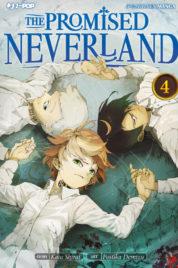 The Promised Neverland n.4