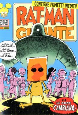 Copertina di Rat-Man Gigante n.53 – Ma le cose cambiano