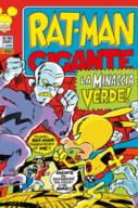 Rat-Man Gigante n.2 – La minaccia verde