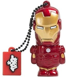 Copertina di Iron Man – Usb 16 Gb Flash Drive