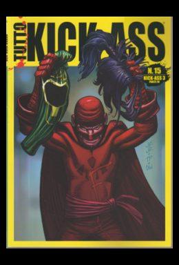 Copertina di Tutto Kick-Ass n.15