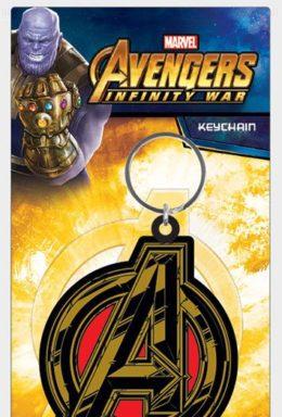 Copertina di Avengers Infinity Wars – Keychain Logo