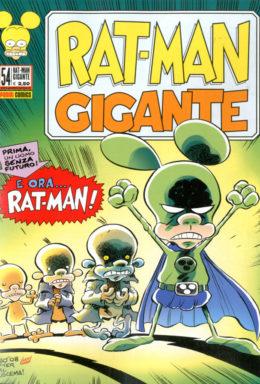 Copertina di Rat-Man Gigante n.54