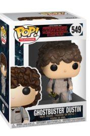 Stranger Things – Ghostbuster Dustin – Funko Pop 549