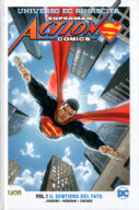 Superman Action Comics n.1 – Rebirth – Il sentiero del fato