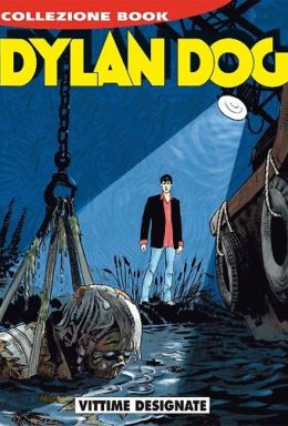 Copertina di Dylan Dog Book n.236 – Vittime designate