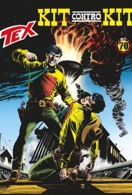Copertina di Tex n.694 – Kit contro Kit