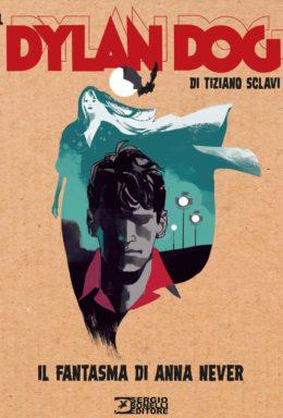 Copertina di Il Dylan Dog Di Tiziano Sclavi n.17 – Il fantasma di Anna Never
