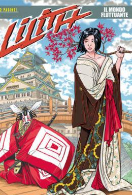 Copertina di Lilith n.9 – Il mondo fluttuante